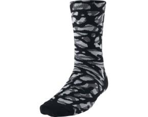 Jordan ele camo sock