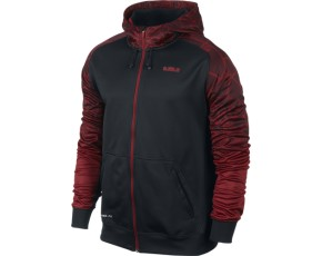 LeBron Hero Premium Full-Zip