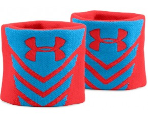 MEN'S UA JACQUARDED GRAPHIC WRISTBAND
