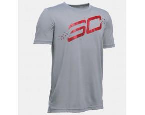 T-shirt SC30 Player da ragazzo