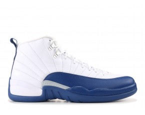 "AIR JORDAN 12 RETRO ""FRENCH BLUE"